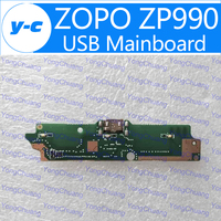 ZOPO ZP990 Mainboard 100 Original Good Quality USB Plug Charge Board For ZOPO ZP990 Phone In