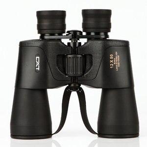 Image 2 - Lornetka Bosma 12x50 obudowa ze stopu aluminium IPX6 wodoodporna Hd duży okular długie oczy BAK4 Prism wielowarstwowa powłoka