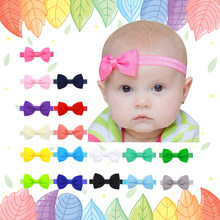 New Cute Children Girls Headband Hairband Rabbit Ear Bow Headwear Hot Selling Turtles Head Knot Kids Casual Clothing Accessories(China)