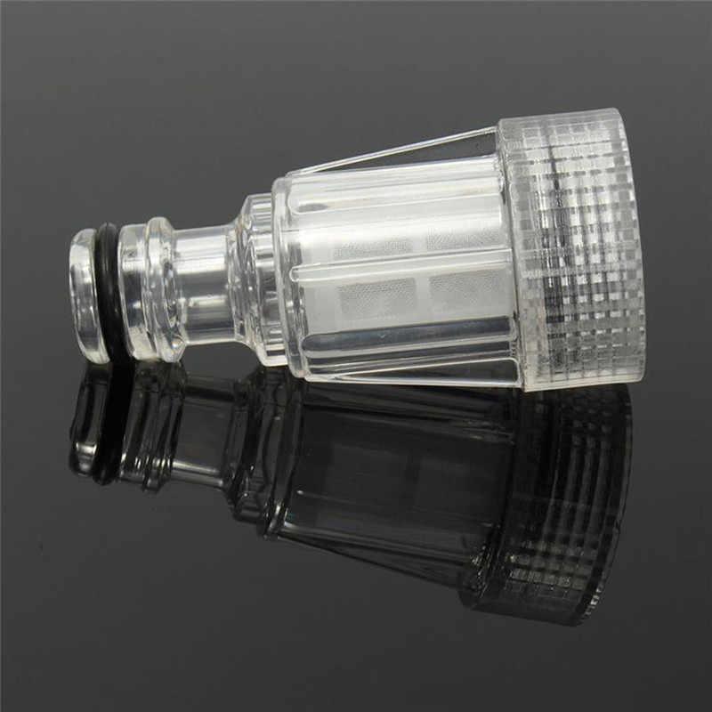 洗車機ユニバーサル乳首コネクタ洗浄機アクセサリー電気水ポンプフィルター外部水ナット P34