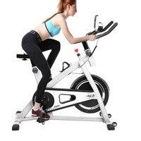 Складной вертикальный велосипед крытый спорт бодибилдинг фитнес оборудование ЖК дисплей ножная педаль велосипед упражнения велосипед Дом