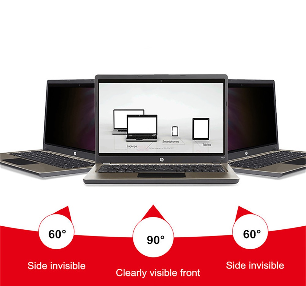20inch Privacy Filter Screen Protector Film for Widescreen Desktop Monitors 16:9