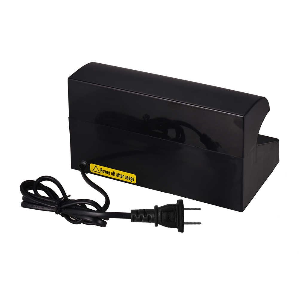 Detector de Dinheiro portátil Desktop Multi-CurrencyCounterfeit Dinheiro Checker Verificador de Notas da Moeda Única Luz UV com ON/OFF