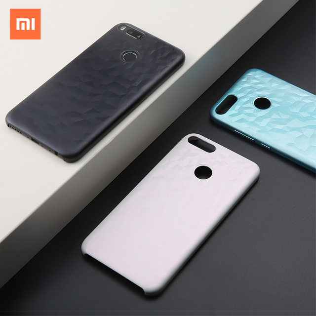 watch 09f66 14098 US $4.99 |Xiaomi Mi A1 case original xiaomi company official textured hard  back case for xiaomi mi 5x mi5x cover cases-in Fitted Cases from Cellphones  ...