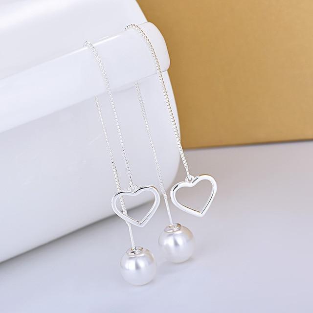 Bijoux/оптовая продажа серьги гвоздики из искусственного жемчуга