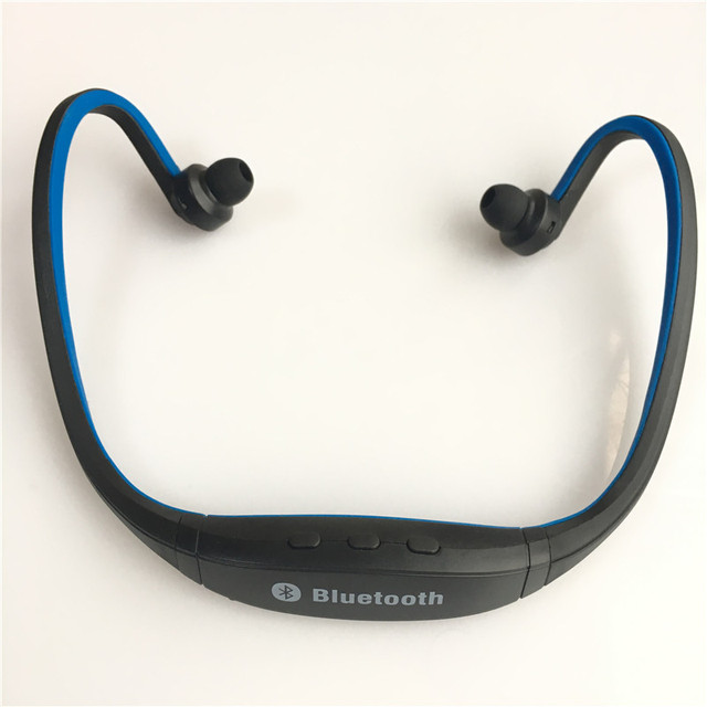 headset for iphone 7/6/5 for galaxy S5/S4/3 iOS/Android with mic S9 Sport Wireless Bluetooth 3.0 Earphone Headphones