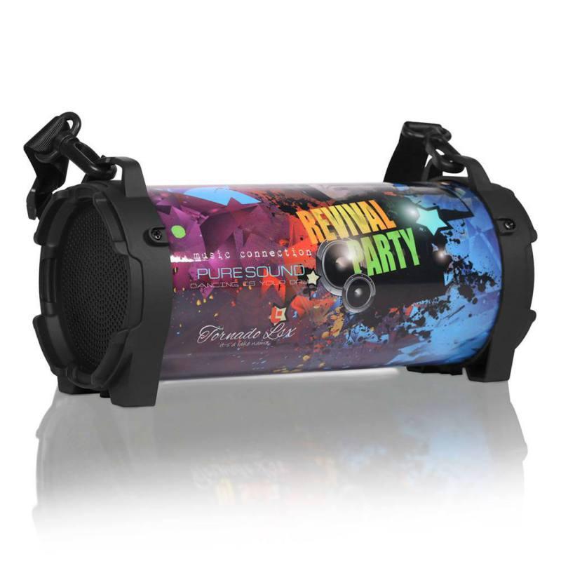 Romantisch Drahtlose Bluetooth 4,0 Sport Lautsprecher Radio Mp3 Player Hd Stereo Sund Qualität Lautsprecher Im Freien Tragbare Farbe Bluetooth Lautsprecher Eine GroßE Auswahl An Farben Und Designs Outdoor-lautsprecher Unterhaltungselektronik