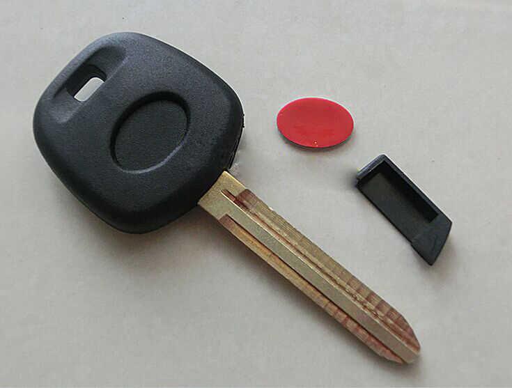 مستجيب مفتاح قذيفة فارغة حالة لتويوتا كورولا ريز (يمكن تثبيت رقاقة 4d67) فوب مفتاح غطاء 10 قطعة/الوحدة