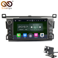4GB RAM Android 6 0 1 Octa Core 1024 600 HD Car DVD Player Fit Toyota