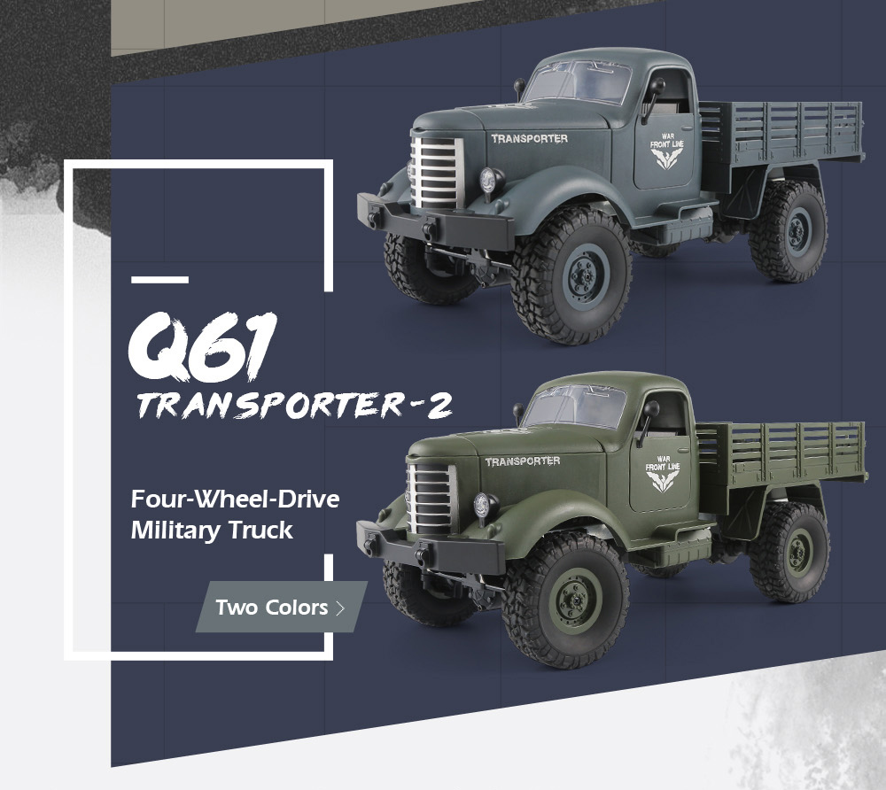 militaire 4WD stock 2.G 9