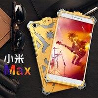 SimonThor Ironman Body All Metal Aluminum Hard Rugged Phone Case For Xiaomi Max MI MAX Armor