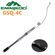 Buy The new 2016 EMMROD ultra short circuit and the reed Portable road and sea fishing ice fishing rods GSQ – 4c