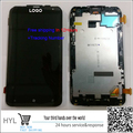 Original quality Touch screen digitizer+LCD display with frame For HTC Titan Eternity X310E  fast shipping tracking number