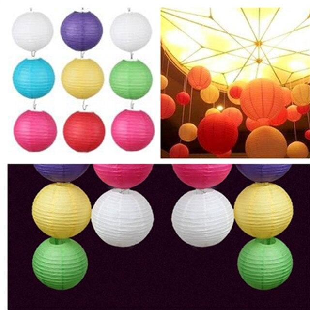 1pc Chinese Paper Lantern Birthday Wedding Party Decor Gift Craft