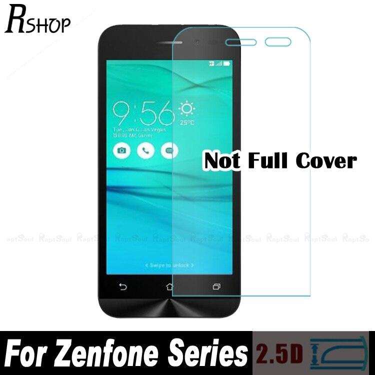 Rshop закаленное Стекло для <font><b>Asus</b></font> Zenfone Go ТВ LTE ZB450KL ZB452KG <font><b>ZC500TG</b></font> ZB551KL ZC451TG ZB500KL Экран протектор Защитная Плёнка