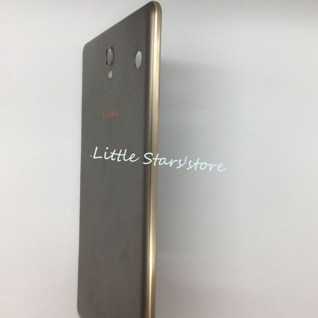 Bronze Battery Cover Back Door Housing Frame For Samsung T705 Galaxy Tab S 8.4 TD-LTE SM-T705C