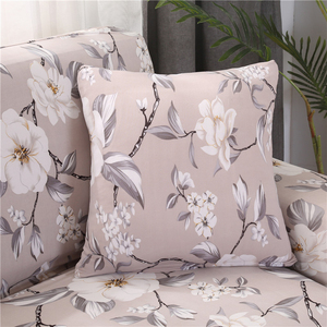 Image 4 - Universal 1/2/3/4 seater universal sofa cover stretch seater covers Couch cover Loveseat sofa Funiture home Christmas decoration