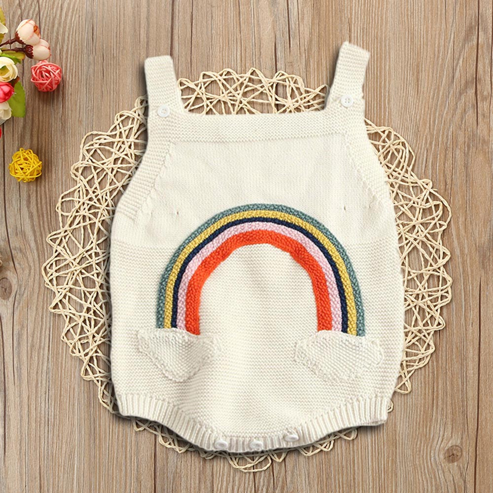 BABY BOYS SPANISH STYLE KNITTED WHITE BLUE DIAMOND KNIT ROMPER 9 12 18 MONTHS