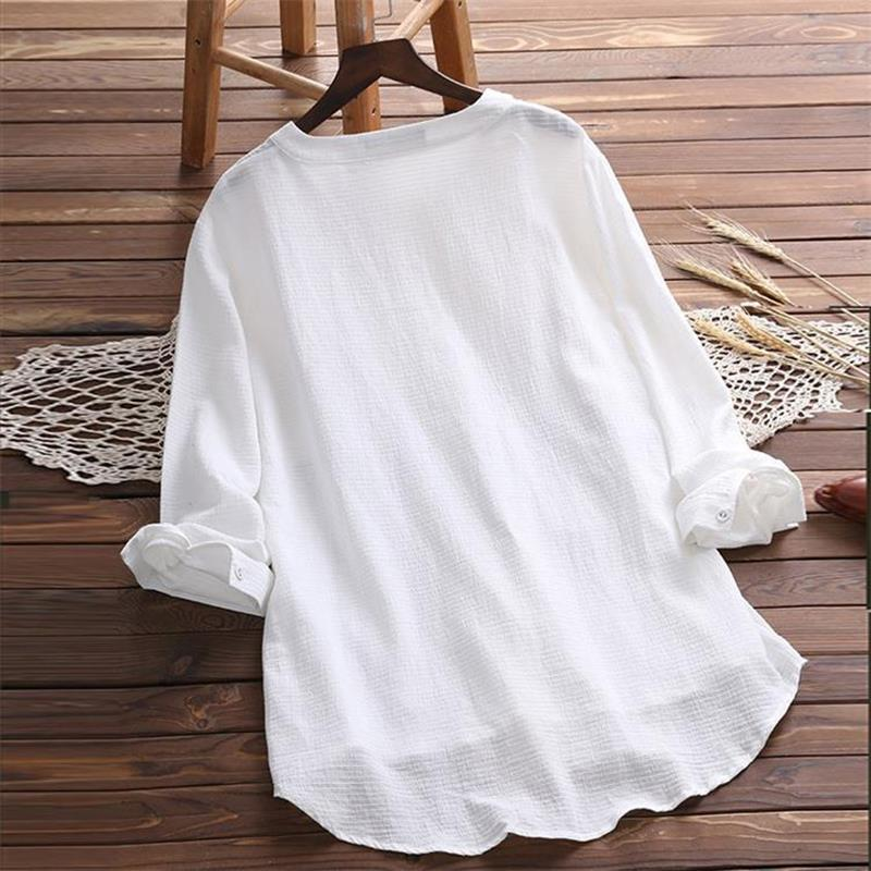 Fashion Women Plus Size Long Sleeve Sweatshirt Printed Hoodie Causal Tops Blouse