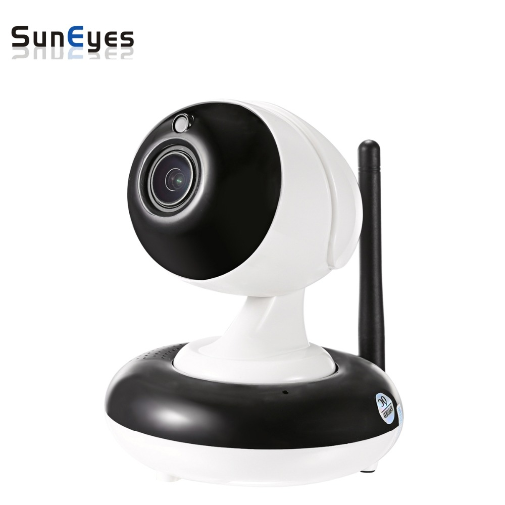 SunEyes SP-V905W 960P/1080P HD Wireless PTZ IP Camera with Pan/Tilt 2.8-8mm Optical Zoom Auto Focus Low Lux IR Night suneyes sp v1809sw 1080p ptz ip camera outdoor wireless full hd pan tilt zoom with 2 8 12mm optical zoom and micro sd slot onvif