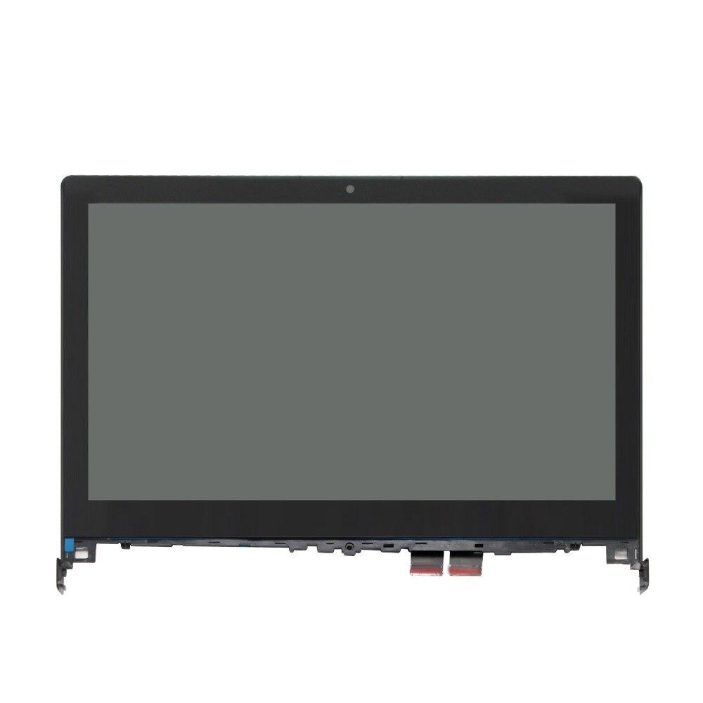 1920x1080 Parfait 14.0 Pour Lenovo Flex2-14 Flex 2 14 20404 LCD Assemblée D'écran Tactile Digitizer + Lunette
