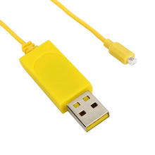 USB RC Helicopter Charger Cable For Syma S107G RC Quadcopter Spare Parts Wiring For Airplane RC