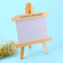 1 Pcs Creative 7 Inch Wood Photo Frame Personality Wedding Photos Kids Picture Frame Display Set-up Desk Home Decoration(China)