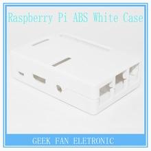 Raspberry Pi 2 ABS White Case Cover Raspberry Pi Model B Plus Shell Box for Raspberry Pi 3 B301W