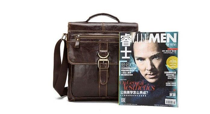 Messenger Bags Casual Ombro Bolsas de Grife Homem de Negócios
