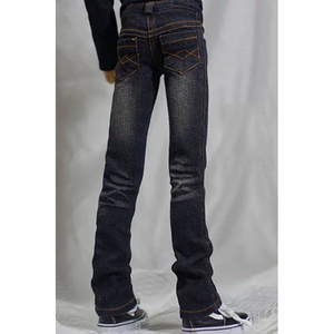 """Image 2 - BJD DOLL Black Jeans Pants Trousers Outfits Clothing For 1/4 Male 1/3 SD17 70cm24"""" Tall BJD doll SD DK DZ MSD AOD DD Doll Wear"""