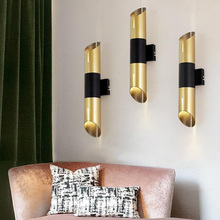 Thrisdar Nordic Minimalist Bedside Wall Lamp Dining room Restaurant Bar Wall Sconce Lamps Aisle Corridor Pub Cafe Wall Lamp modern magic bean double head wall lamp ceiling hanging wall light corridor lights edison wall sconce lamps for cafe restaurant