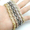 2016 Classic Design Punk 316L Stainless Steel Bracelet Special Biker Bicycle Motorcycle Chain For Mens Bracelets & Bangles LB341