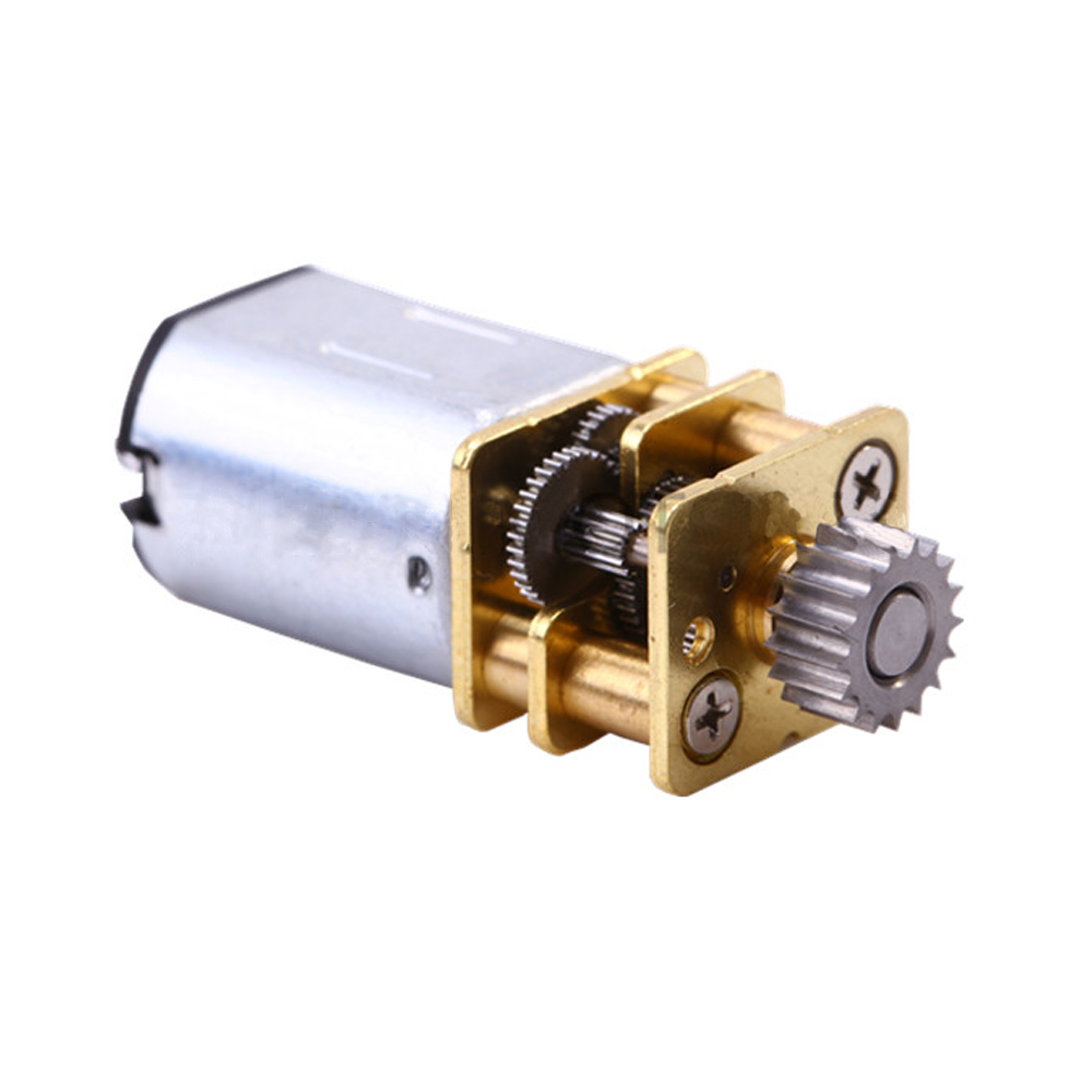 DC12V 67RPM Micro Speed Gear Motor Reduction Gear Motor Gear Reducer Motor for Car Robot Model 310 reduction of motor speed reducer technology small making motor diy puzzle solar toys handmade accessories