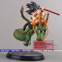 Dragon Ball Z fantastycznym arts Shenron Saiyan Goku figurka toy zestaw kolekcja 17 cm Darmowa Wysyłka