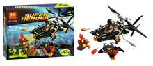 Bela 10226 Super Heroes Series Batman Helicopter Minifigures Building Block Minifigure Toys Best Toys