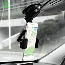 FLOVEME Car Phone Holder Support Telephone Voiture Stand 360 Adjustable Phone Holder For iPhone Samsung GPS Suporte Movil Car