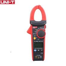 Цифровой токоизмерительный прибор UT216A 600A, измеритель переменного тока, тестер NCV, диодный ЖК дисплей, рабочий светильник, дальность действия авто