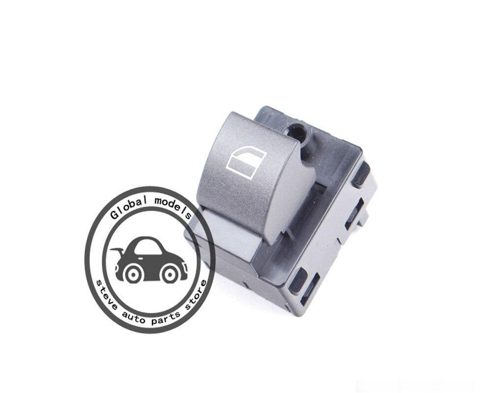 Electric Power Window Lifter Switch Button For BMW E65 E66 F02 730Li 735Li 740Li 745Li 750Li 760Li 61318379597