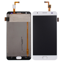 Ruisser For Oukitel K6000 Plus LCD Display Touch Screen 5.5 Inch 1920*1080 Replacement LCDs Digitizer Assembly