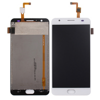 Ruisser For Oukitel K6000 Plus LCD Display Touch Screen 5 5 Inch 1920 1080 Replacement LCDs