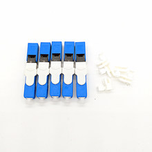 100pcs fast connector SC UPC New ftth field assembly quick conector FAC SC UPC fiber optic fast connector free shipping(China)