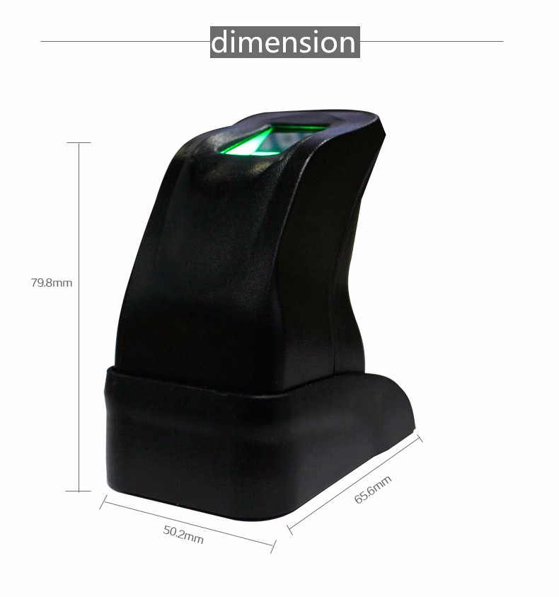 500 DPI / 256 gray ZK4500 USB Enrolment Reader  capture fingerprint image and upload e to the PC by USB interface carbon capture and storage theoretical knowledge and experiments