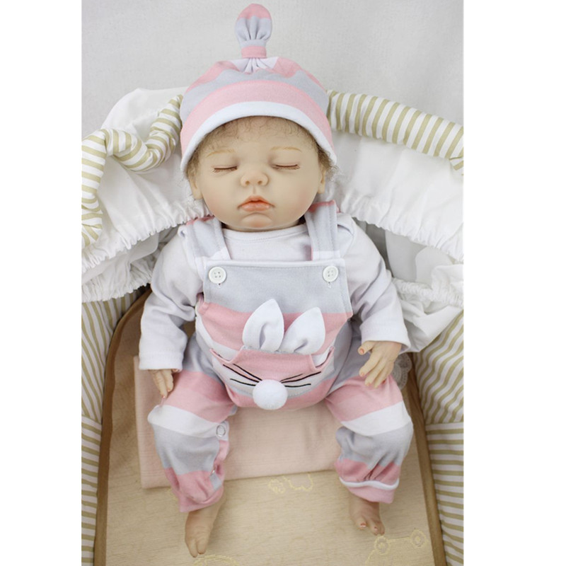 55cm Silicone Vinyl Baby Reborn Dolls lifelike baby dolls Handmade Kids Toys BJD Doll Bonecas Collection Doll Magnetic Nipple tang dynasty shangguan wan er 12jointed doll 31cm high end handmade chinese costume dolls limited collection bjd 1 6 moveable