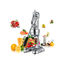 2018 New Arrival Manual Juicer lemon exprimidor citrus squeezer fruit vegetable tools Zinc alloy Material Hand Press