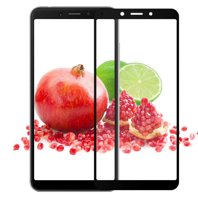 Image 4 - Redmi 6A Protective glass 2.5D 9H HD High quality Full Screen protector for Xiaomi Redmi 6A Tempered glass-in Phone Screen Protectors from Cellphones & Telecommunications