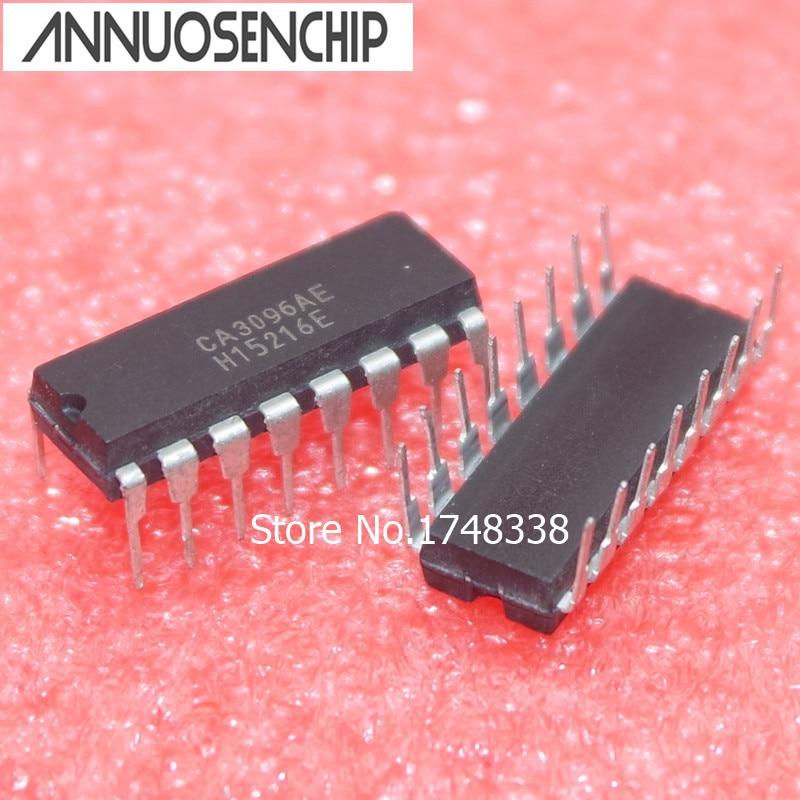 10pcs CA3096E CA3096 Transistor Array