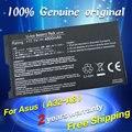 Gratis shippingoriginal batería del ordenador portátil para asus f50z f80cr f80s f80l f81 F83 F81Se F8P F8Sa F8Sg F8Sn F8Sp F8Sr F8Sv N80Vc N80Vm