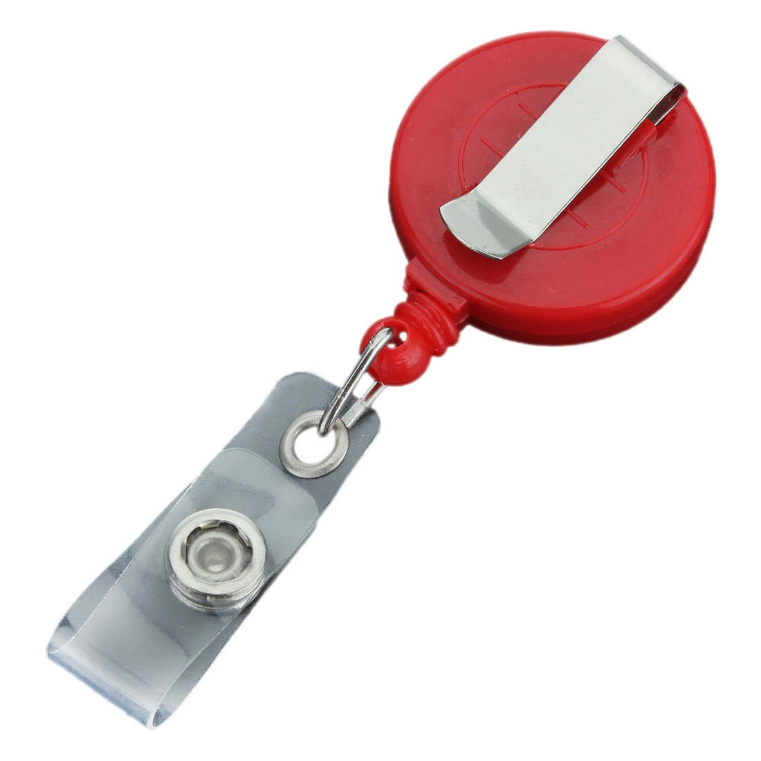 20 in 1 Red Badge Buckle Badge Card Anti-theft Buckle