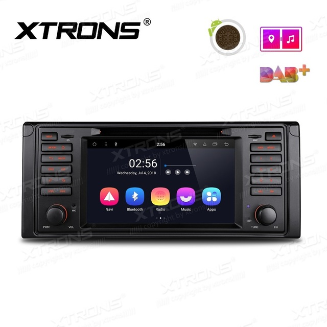 7 Android 8.1 Octa Core Car DVD Multimedia GPS Radio for BMW E39 M5 1999-2003 & BMW E39 1995-2003 & BMW 7 Series E38 1994-2001