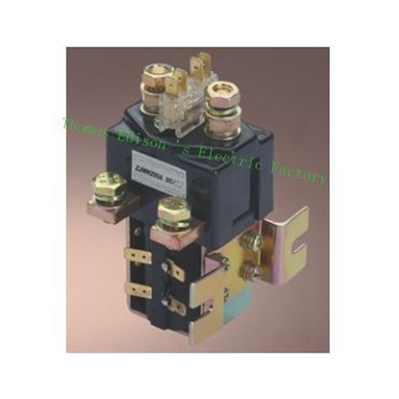 SW181 NO+NC 12V 24V 36V 48V 60V 72V 200A DC Contactor ZJWH200A for forklift handling drawing grab wehicle car winch PUMP MOTOR lc1d series contactor lc1d09 lc1d09kd 100v lc1d09ld 200v lc1d09md 220v lc1d09nd 60v lc1d09pd 155v lc1d09qd 174v lc1d09zd 20v dc